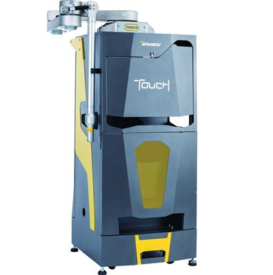 TOUCH 4.0 electronisch meetsysteem